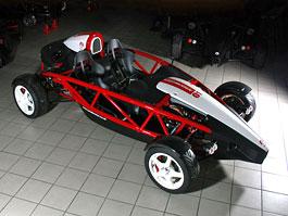 Ariel Atom Mugen: Ferrari 458 Italia překonáno!: titulní fotka