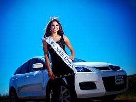 Miss Jižní Dakota chce bojovat proti nepozornosti za volantem: titulní fotka