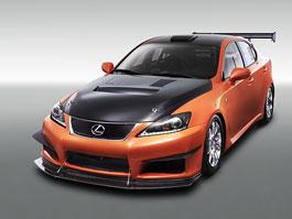 Tokyo Auto Salon 2011: LEXUSní sportování: titulní fotka