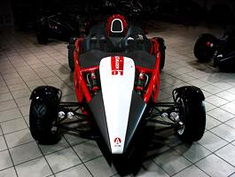Ariel Atom Mugen: kompletní informace o motoru: titulní fotka