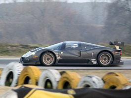 Ferrari P4/5 Competizione poprvé na trati: titulní fotka