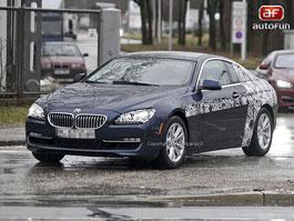 Spy Photos: BMW 6 Coupé přistiženo v ulicích Mnichova: titulní fotka
