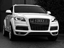 Audi Q7: Exkluzivita od Project Kahn podruhé: titulní fotka