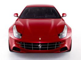 Ferrari FF: čtyři sedadla a čtyři poháněná kola... a 600 koní!: titulní fotka