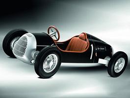 Elektrické Auto Union Type C e-tron na prodej: titulní fotka