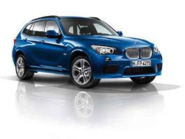 BMW představil M paket pro crossover X1: titulní fotka