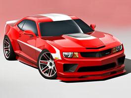 Chevrolet Camaro Baldwin-Motion: známé jméno se vrací: titulní fotka