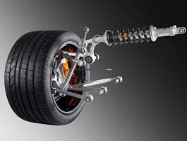 Lamborghini Aventador: fotografie zavěšení kol jsou na světě: titulní fotka