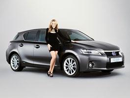 Kylie Minogue kamarádí s Lexusem: titulní fotka
