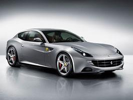 Ferrari FF: nové fotky čtyřkolky od Ferrari: titulní fotka