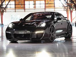 Porsche Panamera: Techart GrandGT podruhé: titulní fotka