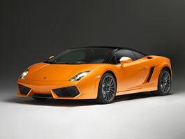 Lamborghini Gallardo LP 560-4 Bicolore: dvoubarevná limitka ze Sant´ Agaty: titulní fotka