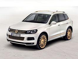 Volkswagen Touareg Gold Edition: sen katarských ropných šejků?: titulní fotka