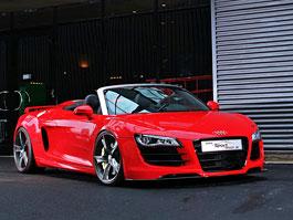 Audi R8 Spyder: vymazlená úprava od Sport Wheels: titulní fotka