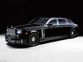 Rolls-Royce Phantom Wald International Sports Line Black Bison: krize středního věku: titulní fotka