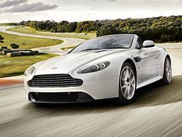 Aston Martin V8 Vantage S: 436 koní a sedmikvalt: titulní fotka