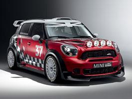 Mini Countryman WRC: bude i silniční verze?: titulní fotka