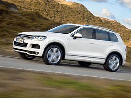 Volkswagen Touareg: drsňák s R-Line paketem: titulní fotka