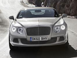 Bentley V8 4.0: první informace o britském downsizingu: titulní fotka
