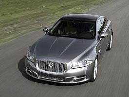 Jaguar připravuje kupé na bázi luxusního sedanu XJ: titulní fotka