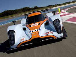 Největší sbírka závodních aut ve zbarvení Gulf: titulní fotka