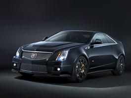 Chicago 2011: Cadillac CTS-V Black Diamond Edition: titulní fotka