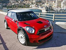 Mini Countryman WRC v ulicích Monte Carla: titulní fotka