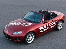 Mazda MX-5: další zápis do guinnessovky: titulní fotka