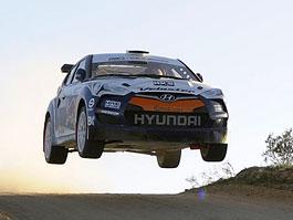 Hyundai představí v Chicagu rallyeový veloster: titulní fotka