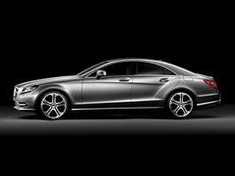 Brabus: První úprava pro Mercedes-Benz CLS: titulní fotka