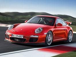 Příští Porsche 911 GT3: bez manuálu, zato s motorem uprostřed a s KERS: titulní fotka