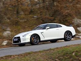 Nissan GT-R Egoist: velká fotogalerie: titulní fotka