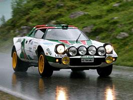 Pod lupou: Lancia Stratos - Z nuly jednička: titulní fotka