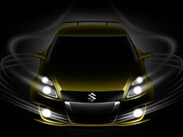 Suzuki Swift S-Concept: nový Swift Sport na obzoru: titulní fotka