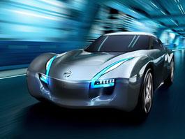 Nissan Esflow: koncept sportovního elektromobilu pro Ženevu: titulní fotka