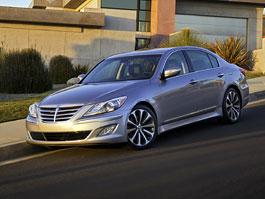 Chicago 2011: Hyundai Genesis R-Spec - sedan pro závodivé manažery: titulní fotka