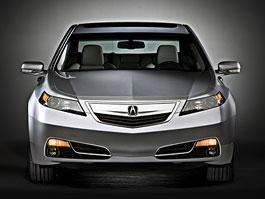 Chicago 2012: Acura TL - japonský dravec obrušuje zobák: titulní fotka