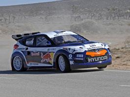 Chicago 2011: Hyundai Veloster - 500koňový rallyeový speciál: titulní fotka