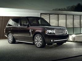 Range Rover Autobiography Ultimate Edition: luxus, luxus, luxus: titulní fotka