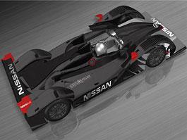 Nissan opět vstupuje do Le Mans: titulní fotka