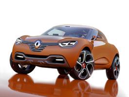Ženeva 2011: Renault Captur - francouzský juke: titulní fotka