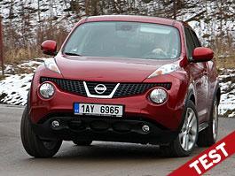 Test: Nissan Juke 1.6 DIG-T: Juke-box: titulní fotka