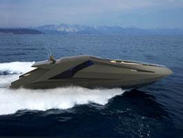 Jachta Lamborghini se už staví, pomáhá Fenice Milano: titulní fotka