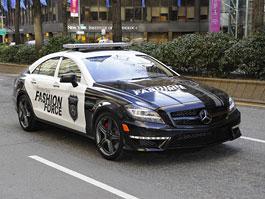 Mercedes-Benz CLS 63 AMG Fashion Force: ve službách módní policie: titulní fotka