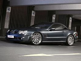 MR Car Design myslí i na majitele starších Mercedesů SL 65 AMG: titulní fotka