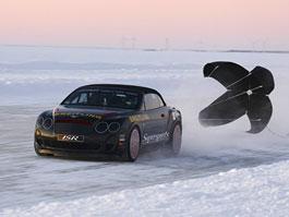 Bentley Continental Supersport: Po ledě rychlostí 330 km/h: titulní fotka