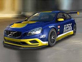 Volvo S60: závodní verze pro World Challenge GT: titulní fotka