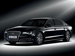 Audi A8 L Security: Bezpečnost nadevše!: titulní fotka
