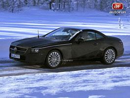 Spy Photos: Mercedes-Benz SL: titulní fotka