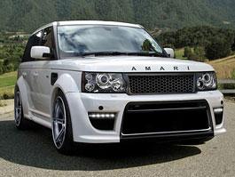 Amari Design Range Rover Sport 2010 Windsor Edition: Pouze na asfalt: titulní fotka